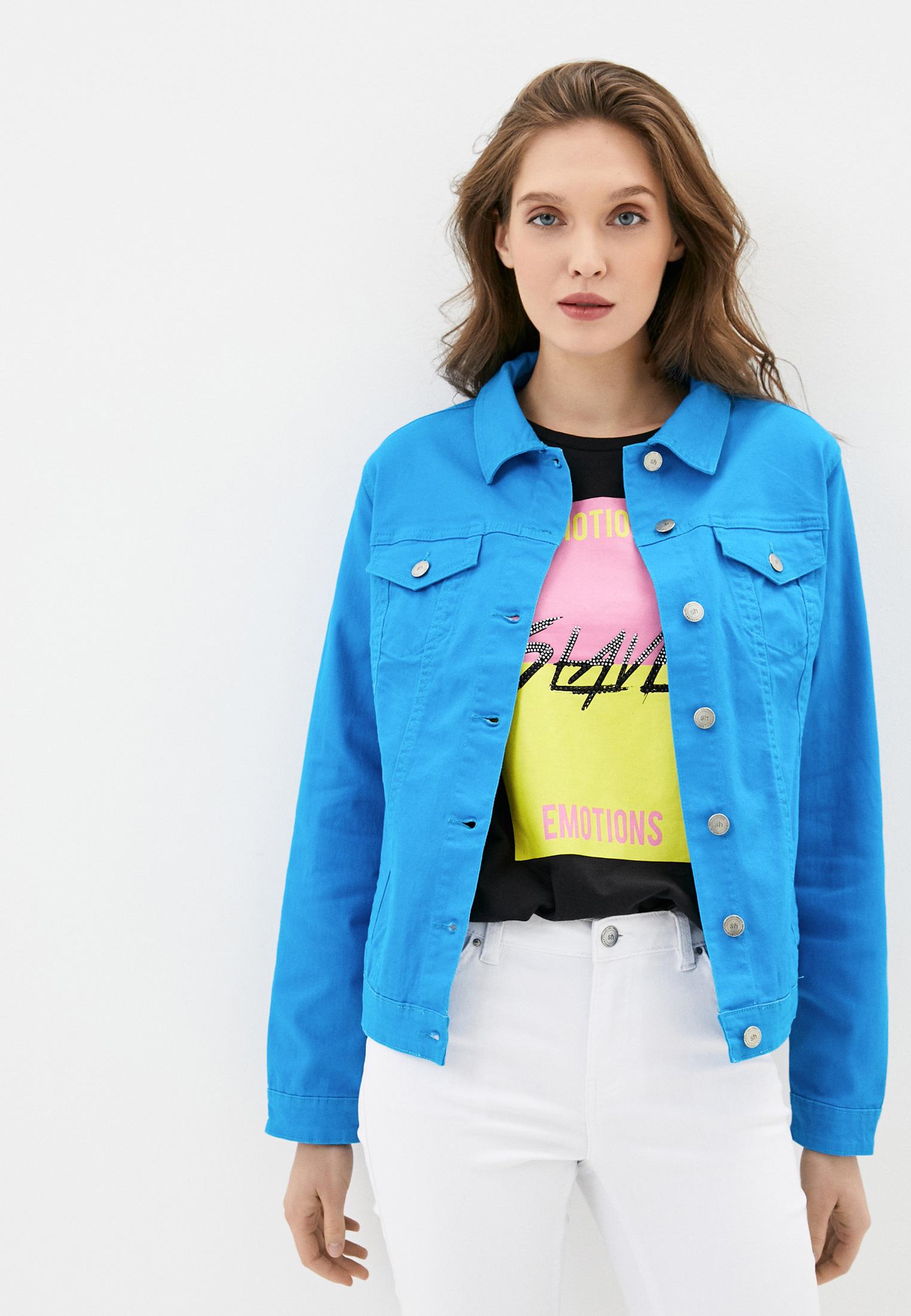 Джинсовая куртка SH SHP19063GB