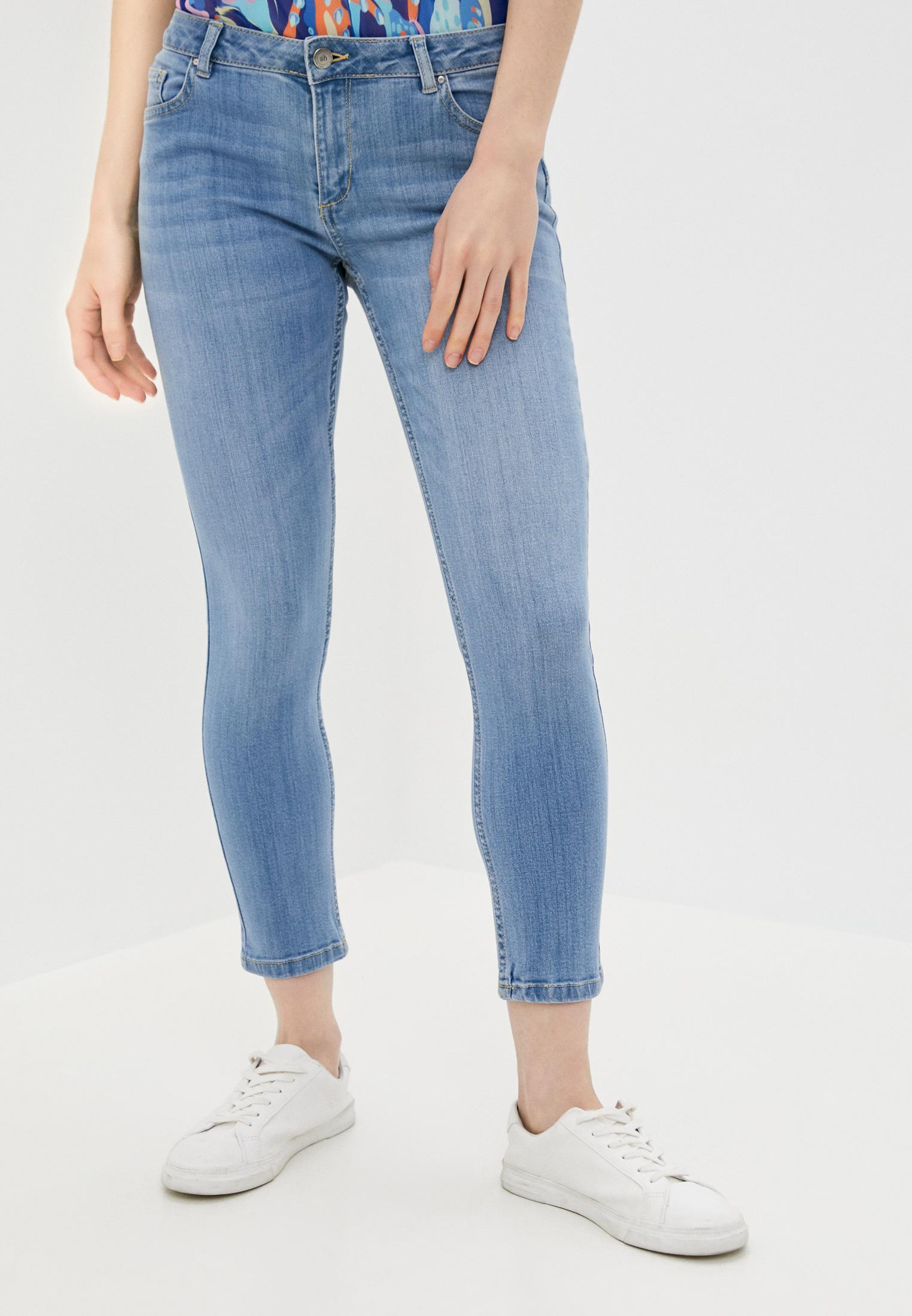Зауженные джинсы SH SHP19010JE