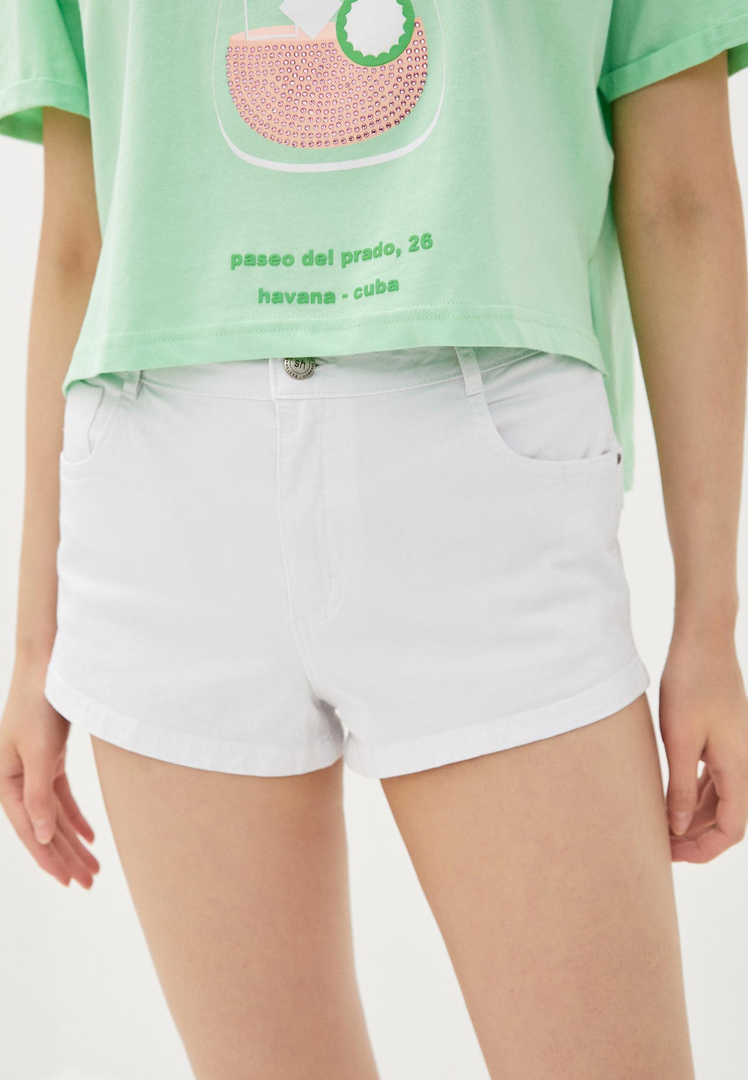 Женские джинсовые шорты SH SHP19003SH