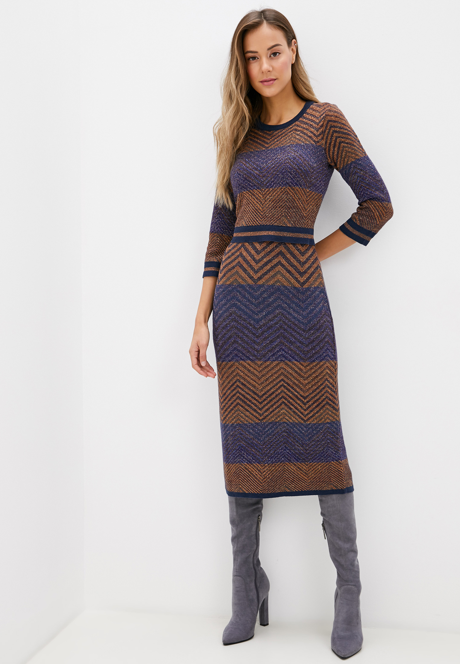 Вязаное платье Shade TUSHFW194268R