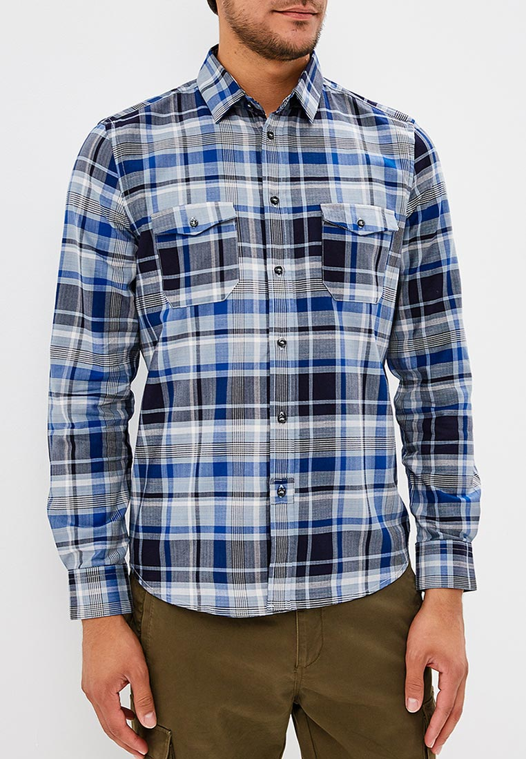 Рубашка с длинным рукавом Sisley (Сислей) 5DKA5QCG9
