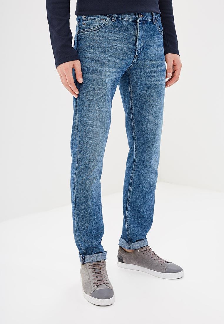 Мужские прямые джинсы Sisley (Сислей) 4FQ8574X9