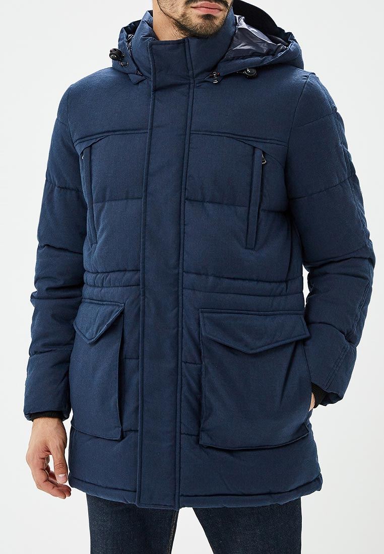 Утепленная куртка Sisley (Сислей) 2FY353AC9