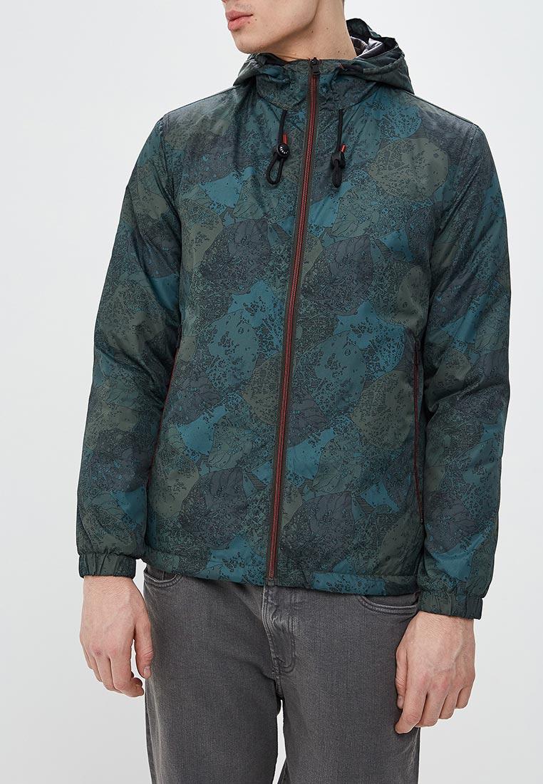 Утепленная куртка Sisley (Сислей) 2ALY53AQ9