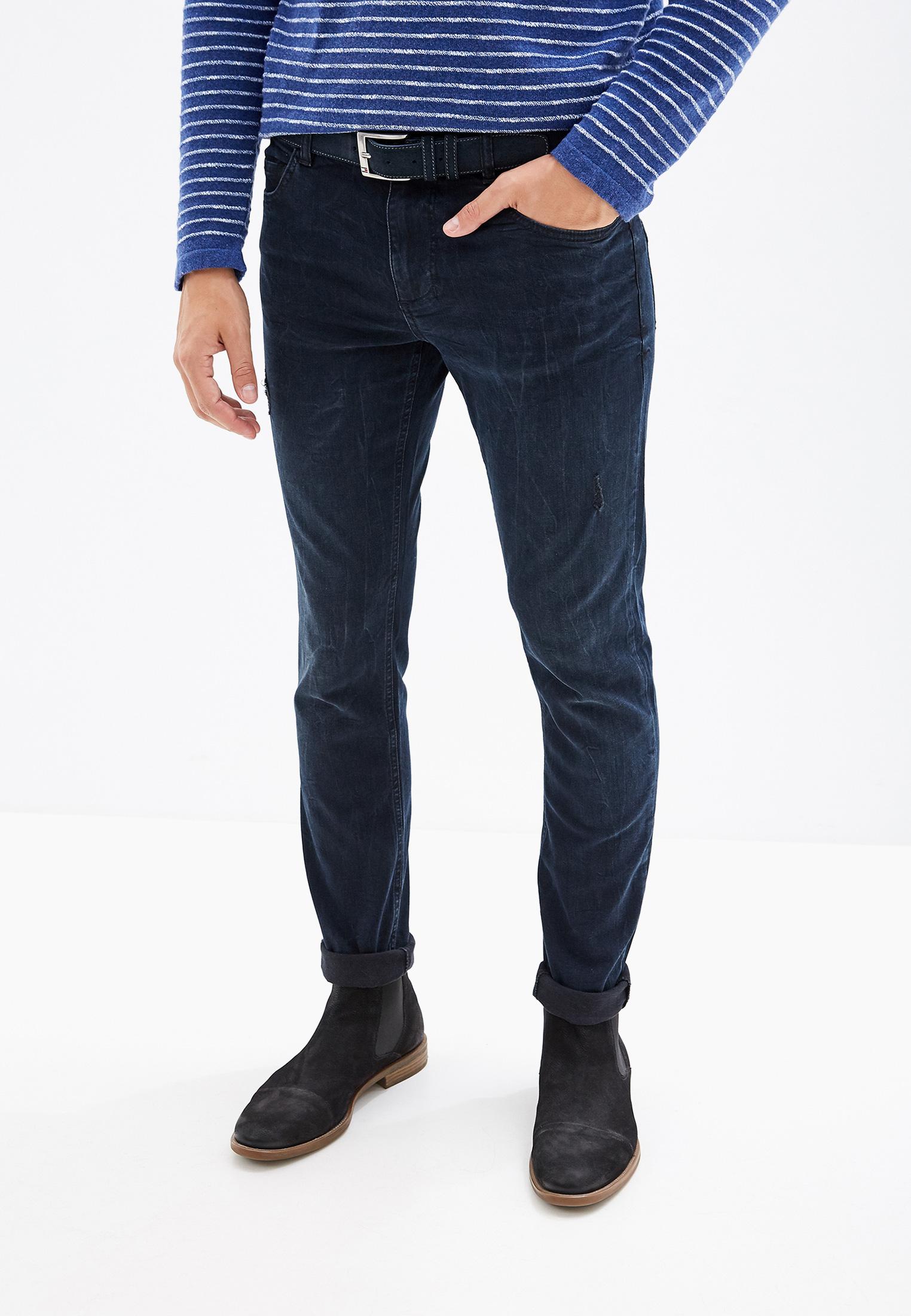 Зауженные джинсы Sisley (Сислей) 4HB9575N9