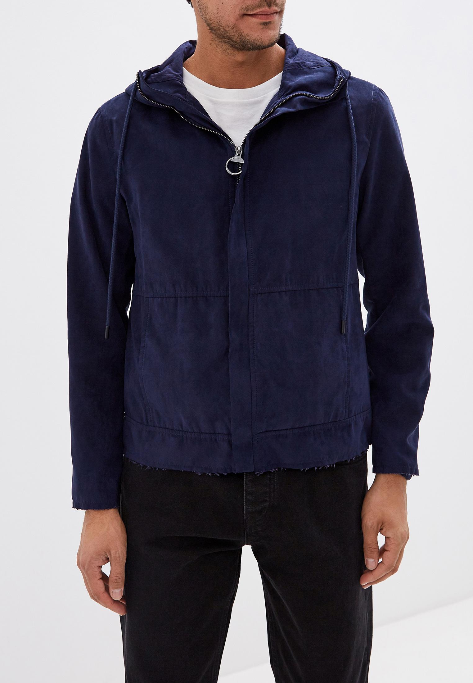 Кожаная куртка Sisley (Сислей) 2CF653B49
