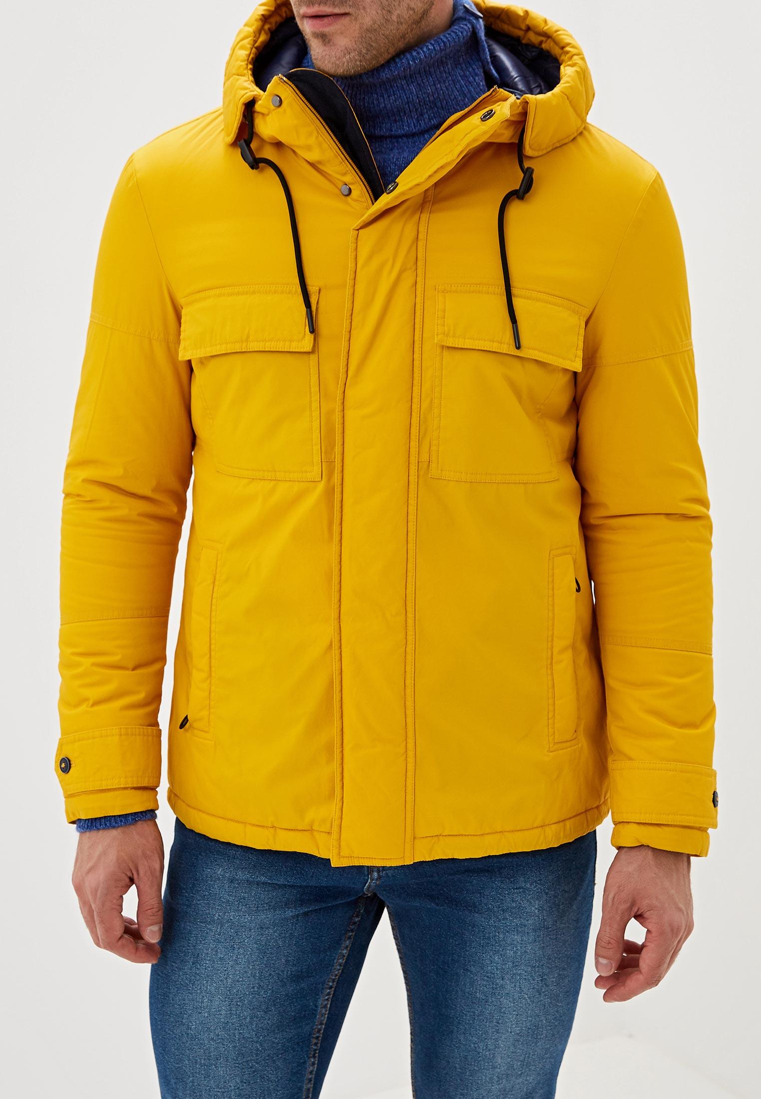 Утепленная куртка Sisley (Сислей) 2JG653B79