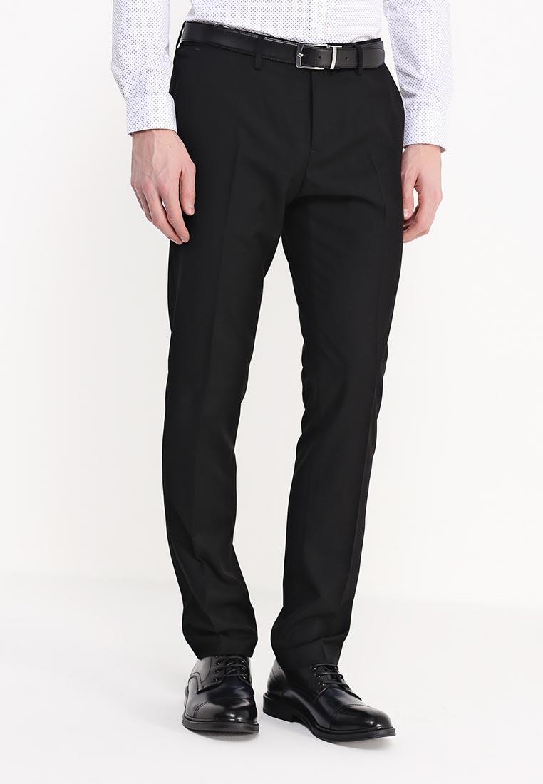 Мужские классические брюки Sisley (Сислей) 4ATE56Y89
