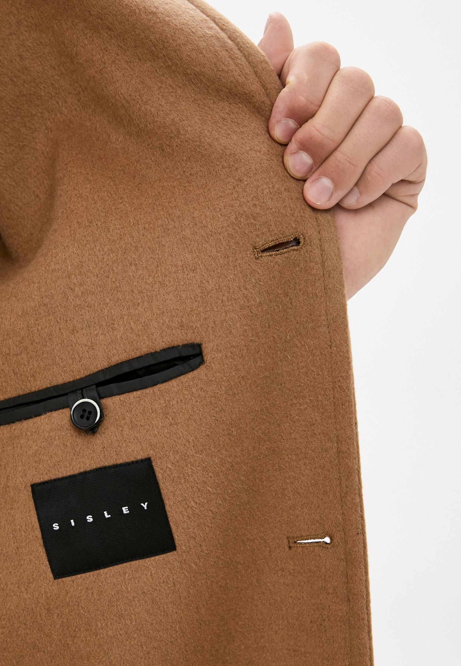 Мужские пальто Sisley (Сислей) 2BLD5K2G9: изображение 4