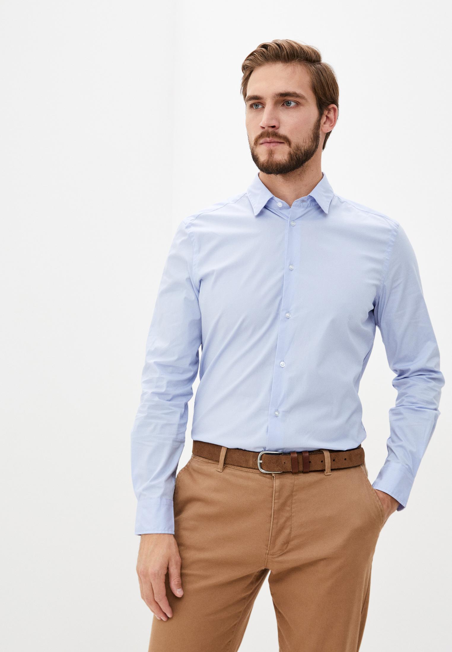 Рубашка с длинным рукавом Sisley 5CNX5QL19