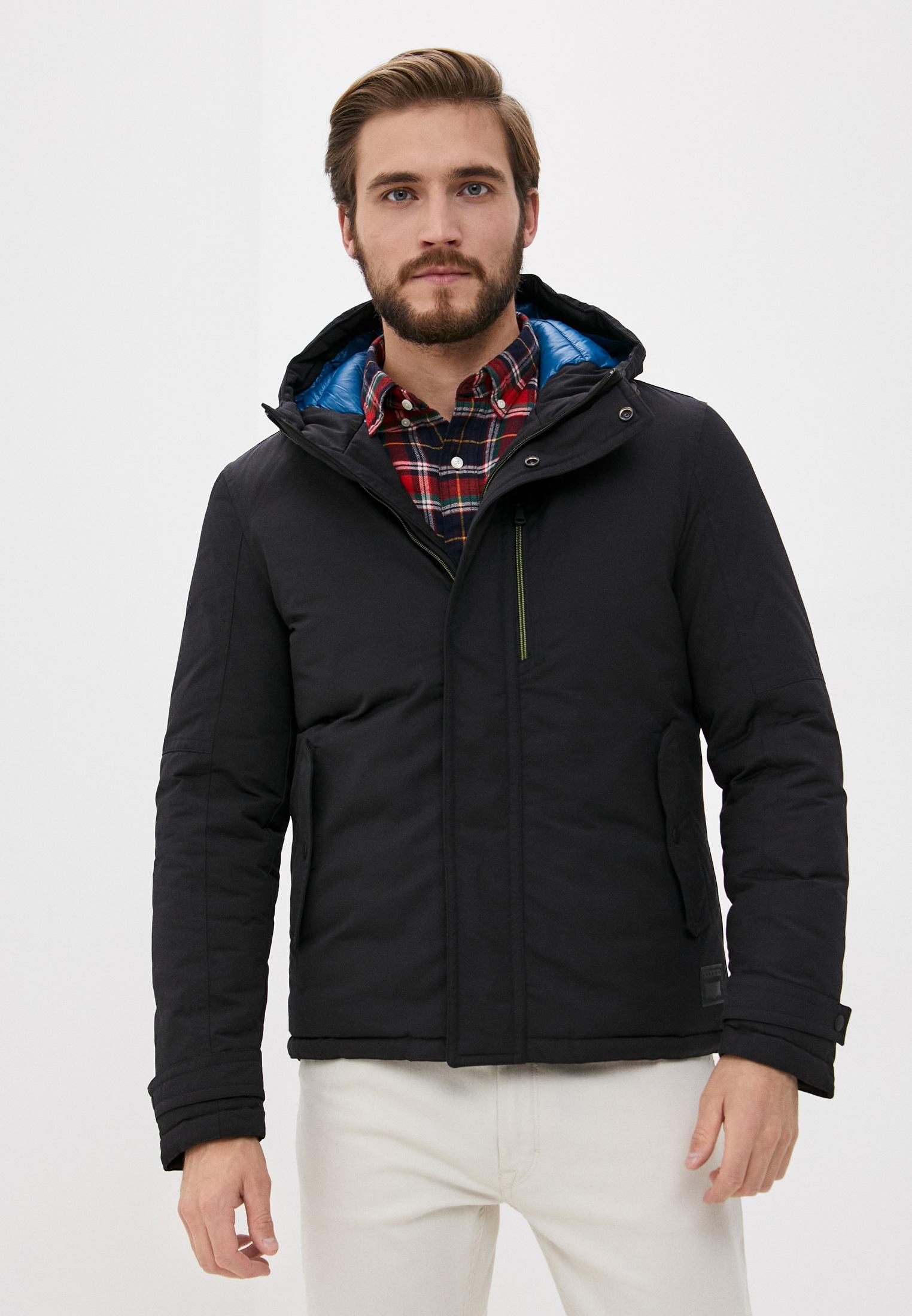 Утепленная куртка Sisley (Сислей) 2AF653CM9