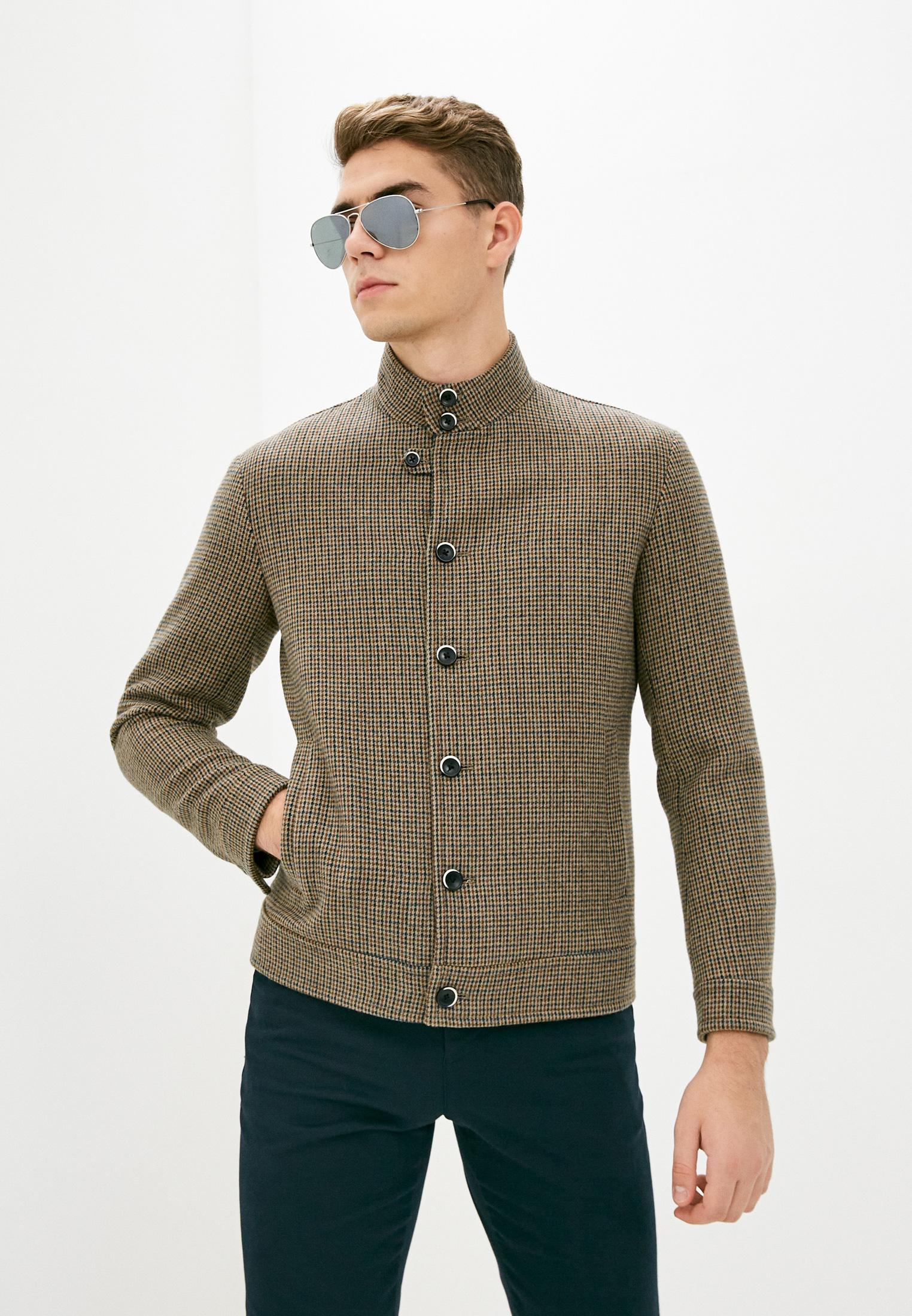 Мужские пальто Sisley (Сислей) 2BCV53CJ9