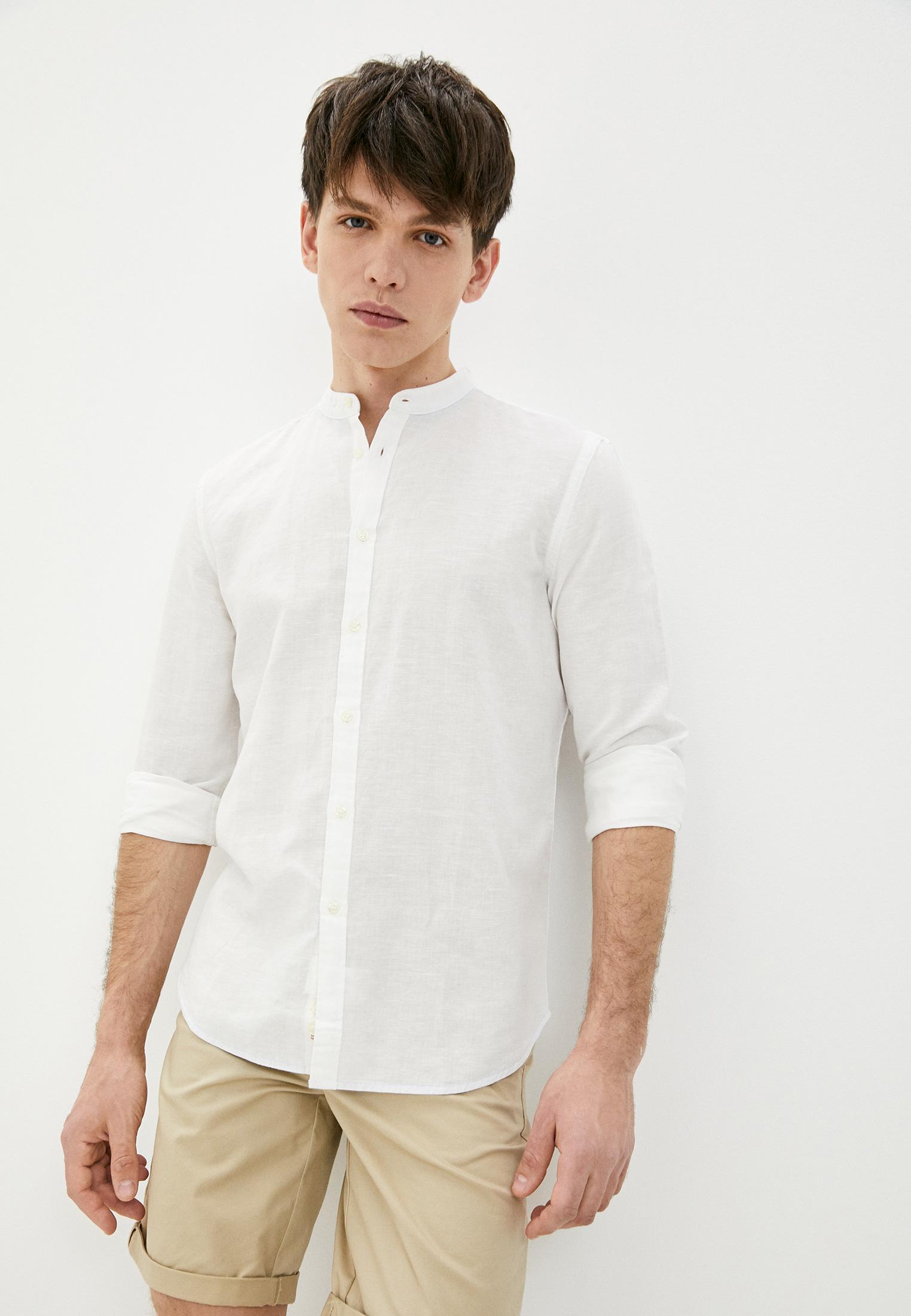 Рубашка с длинным рукавом Sisley 5EV55QFQ9