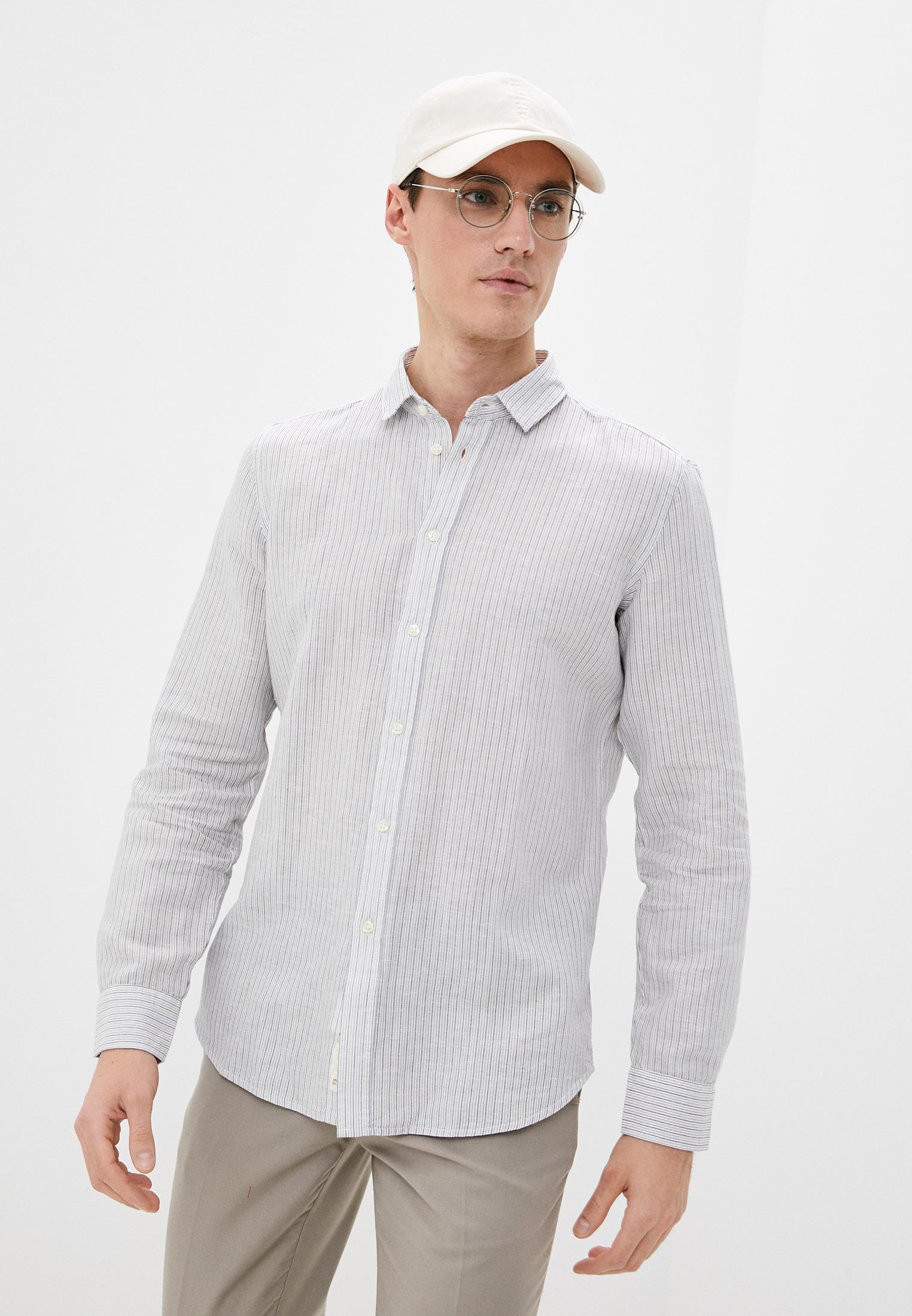 Рубашка с длинным рукавом Sisley (Сислей) 5EV55QFR9
