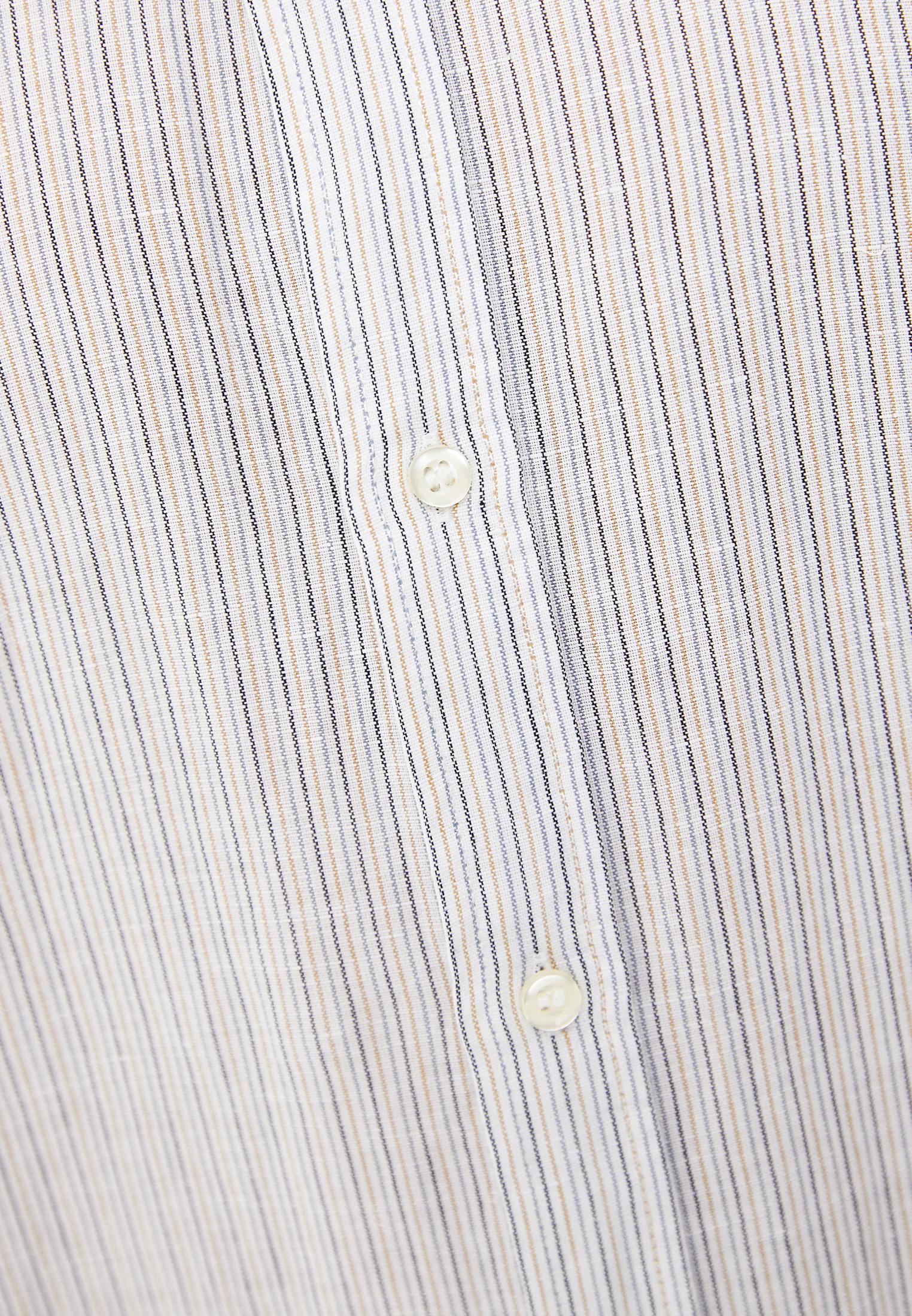 Рубашка с длинным рукавом Sisley (Сислей) 5EV55QFR9: изображение 4