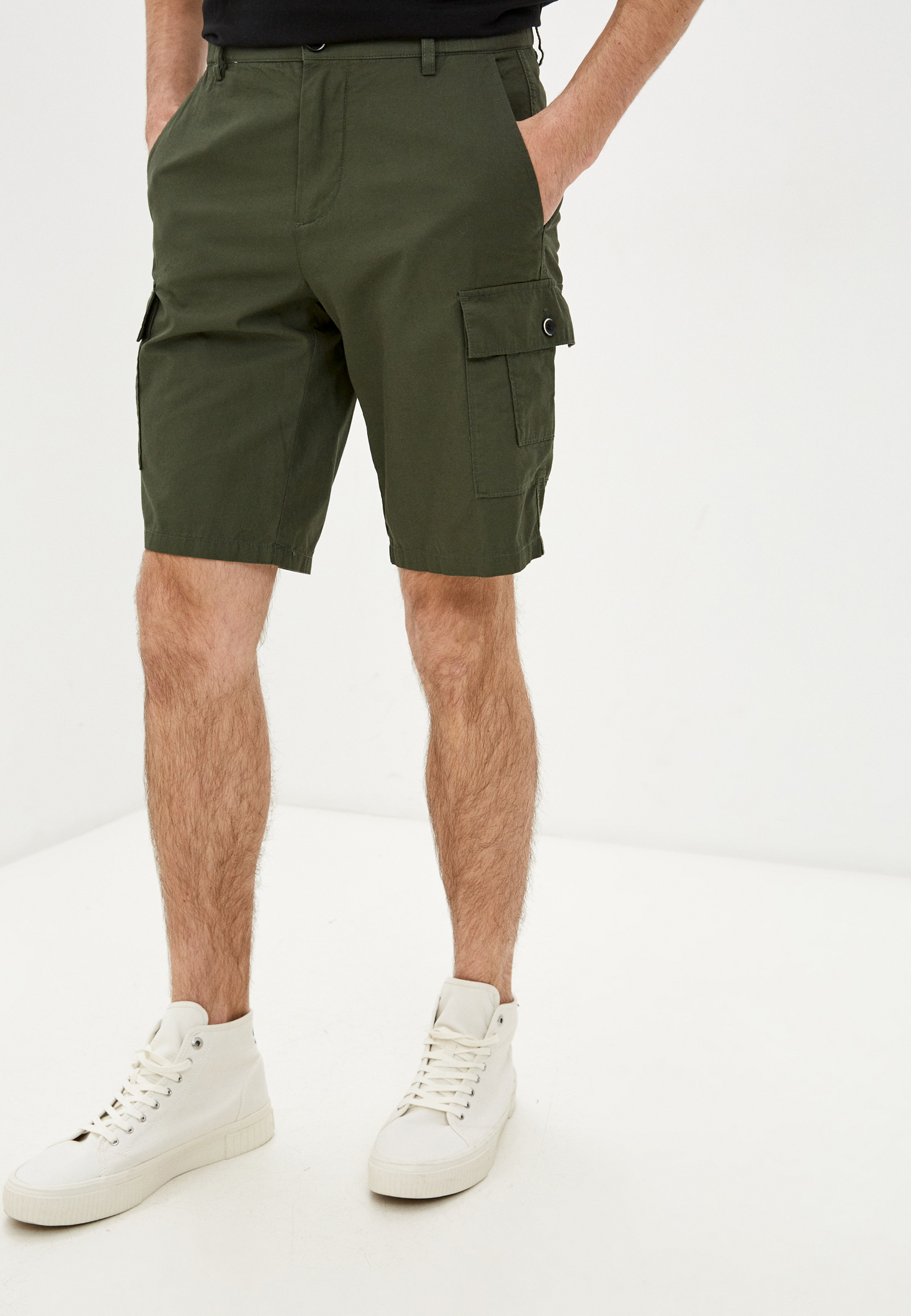 Мужские повседневные шорты Sisley (Сислей) 4LPK594M9