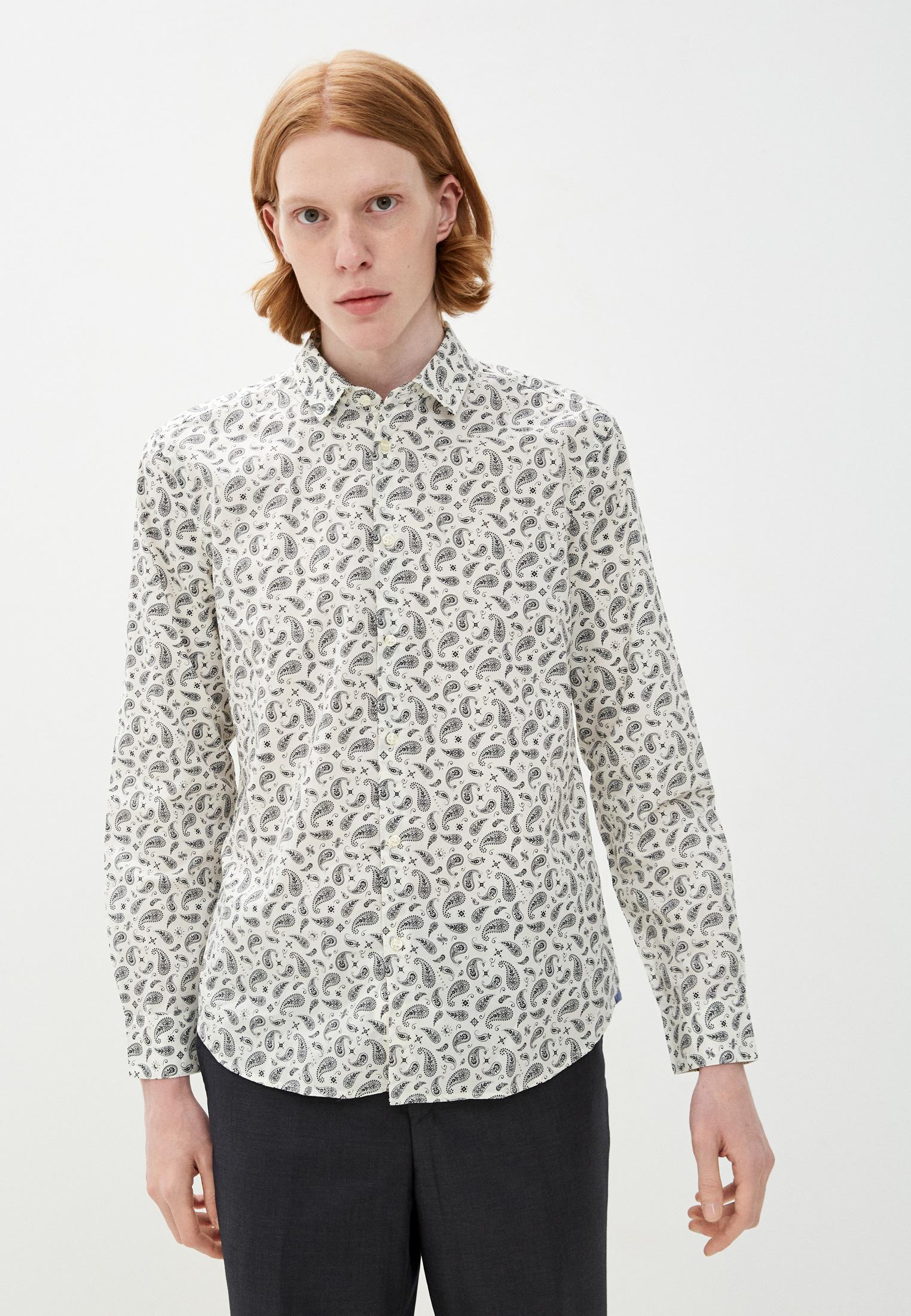 Рубашка с длинным рукавом Sisley (Сислей) 5E6X5QHG9