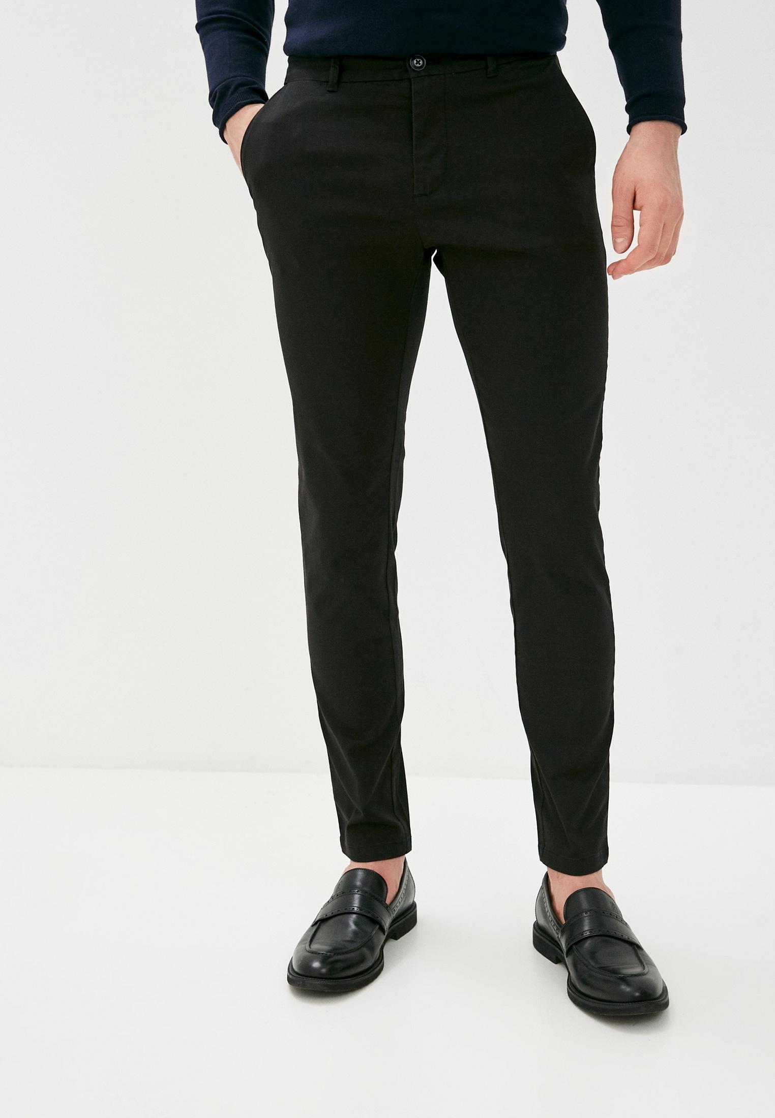 Мужские повседневные брюки Sisley (Сислей) 4AIH55DP9