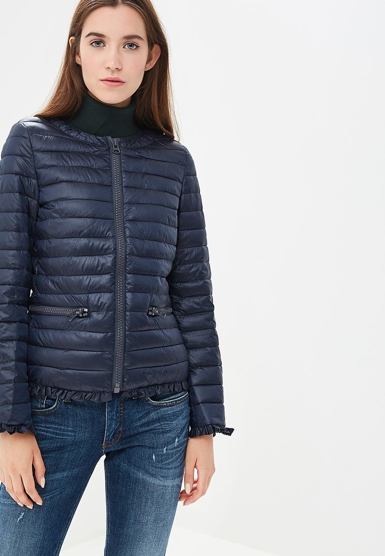 Утепленная куртка Sisley (Сислей) 2BZC535W6