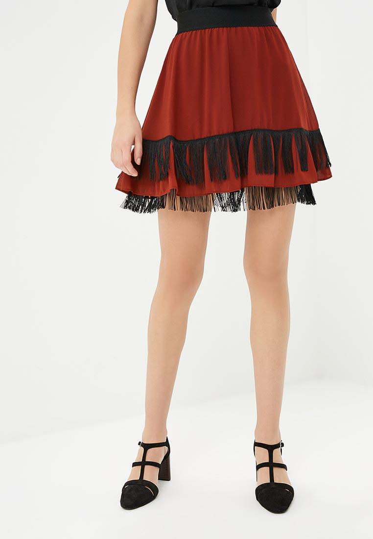 Широкая юбка Sisley (Сислей) 4AM2504Y6
