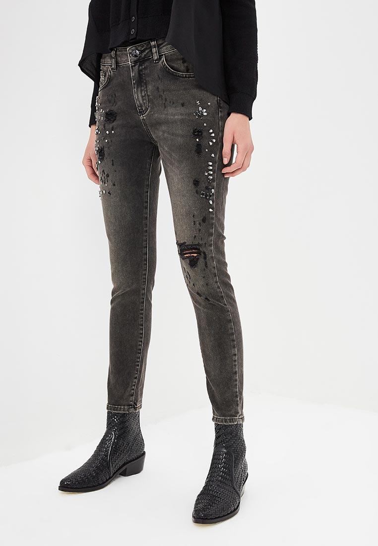 Зауженные джинсы Sisley (Сислей) 4Y7V574K6