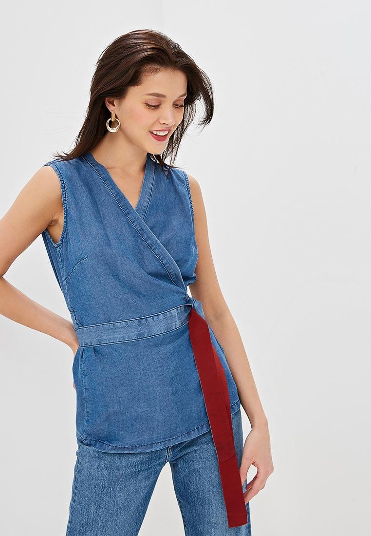 Блуза Sisley (Сислей) 5F7J5T3D6
