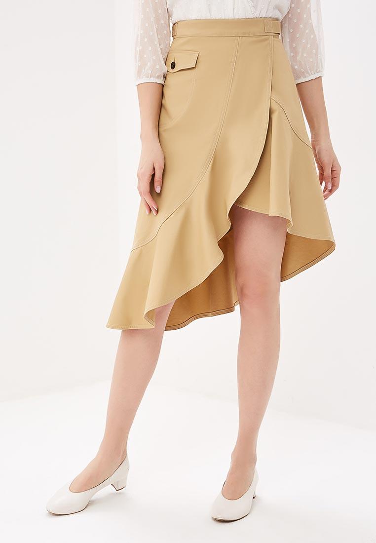 Широкая юбка Sisley (Сислей) 4AAJ505E7