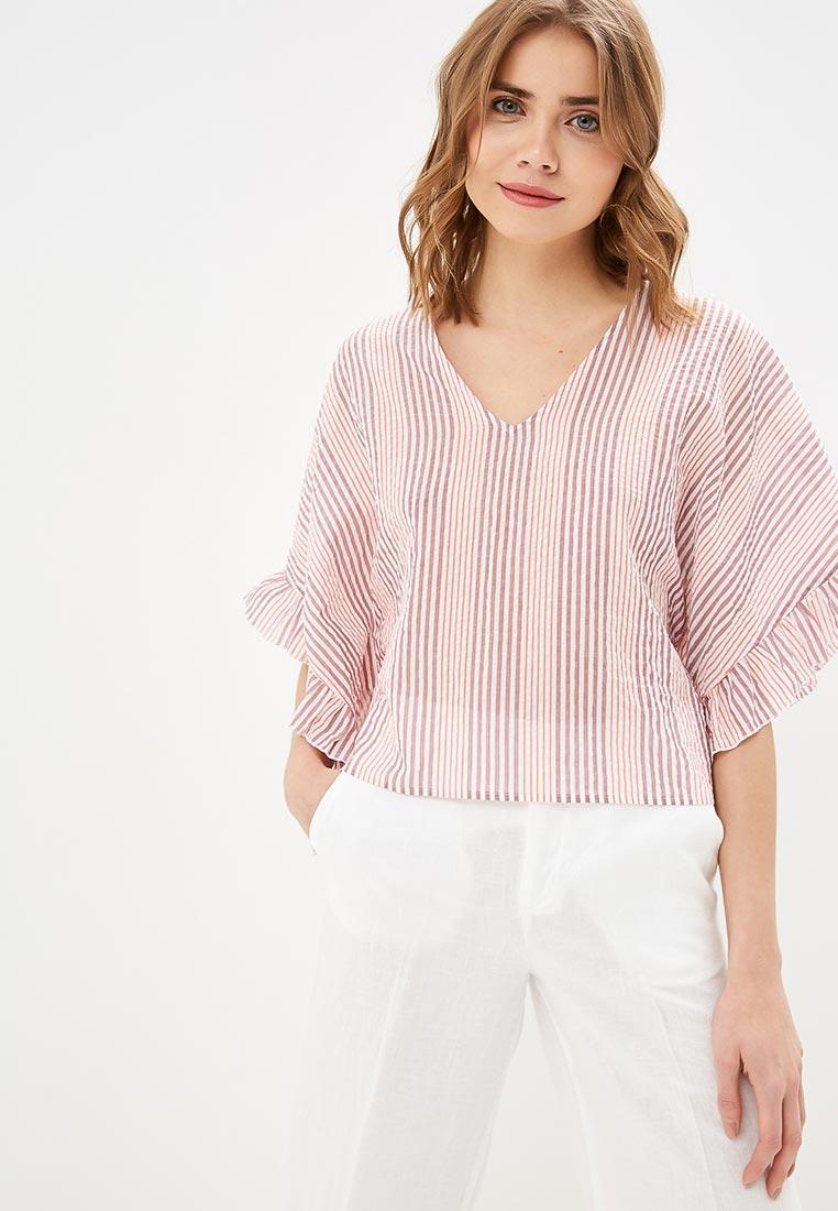 Блуза Sisley (Сислей) 5FK55QB47