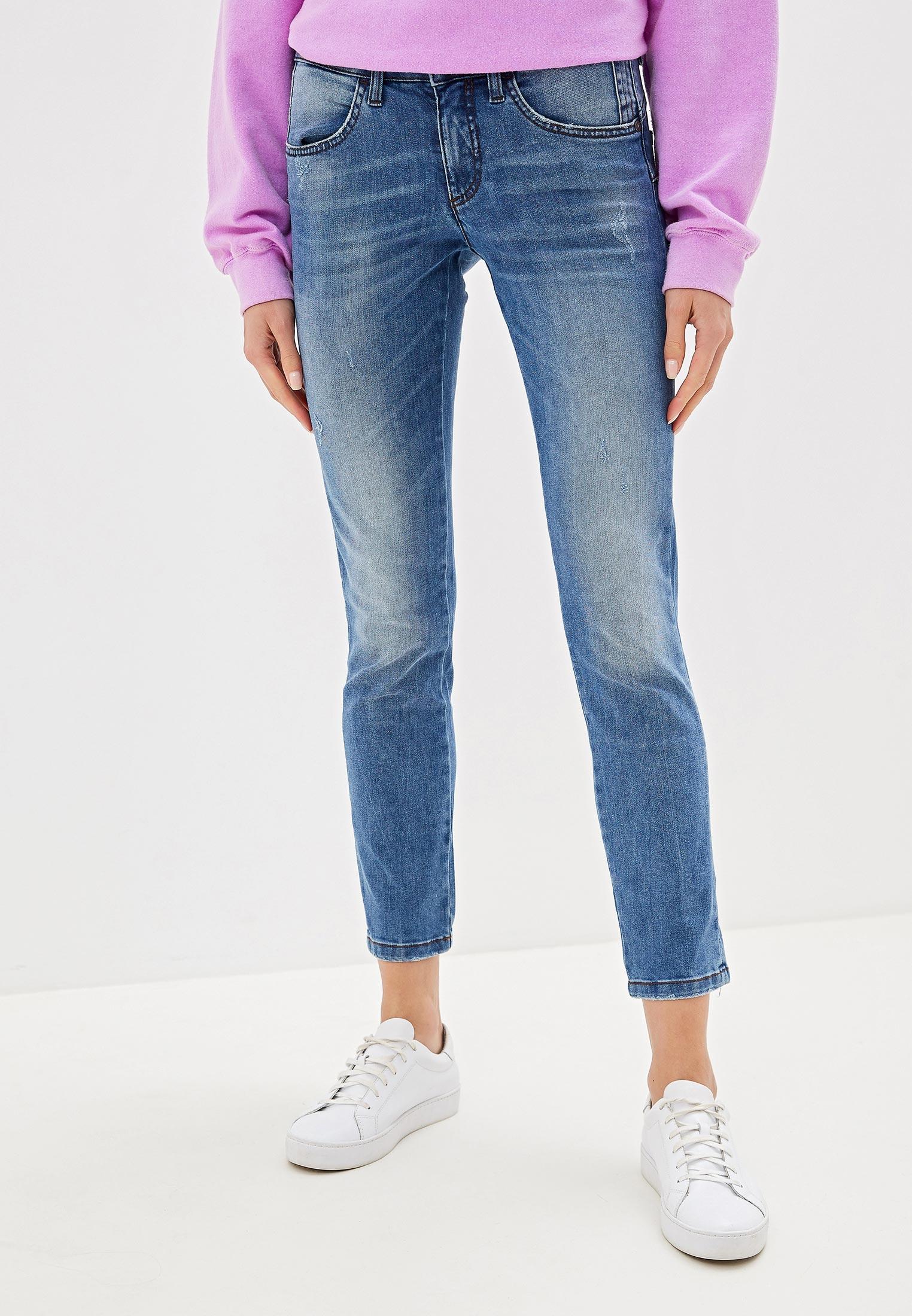 Зауженные джинсы Sisley (Сислей) 4Y7V575C6