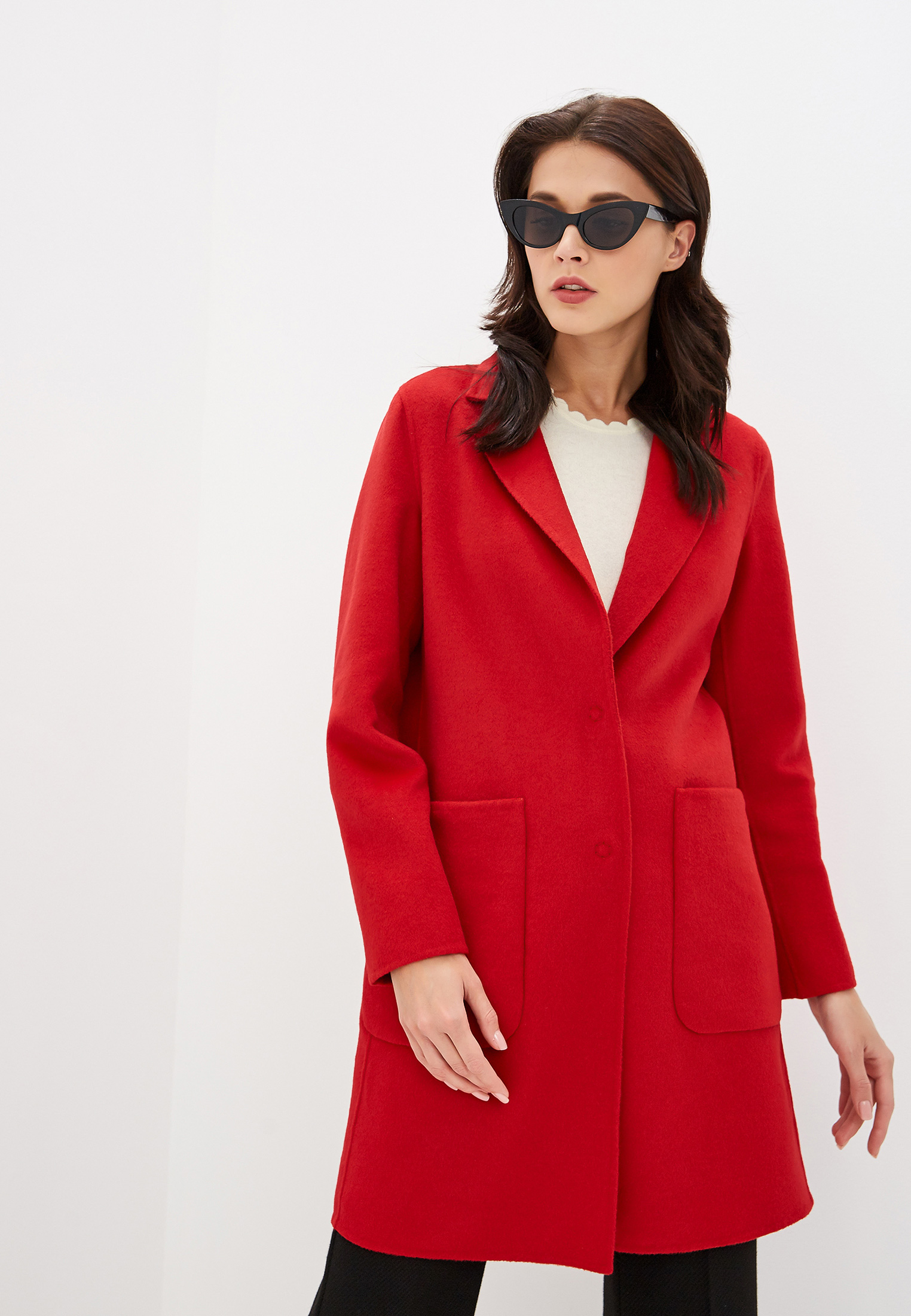 Женские пальто Sisley (Сислей) 2BF85K397