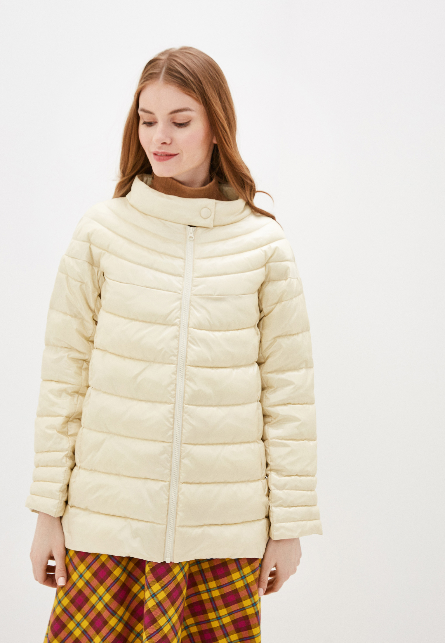 Утепленная куртка Sisley (Сислей) 2JW1537C6