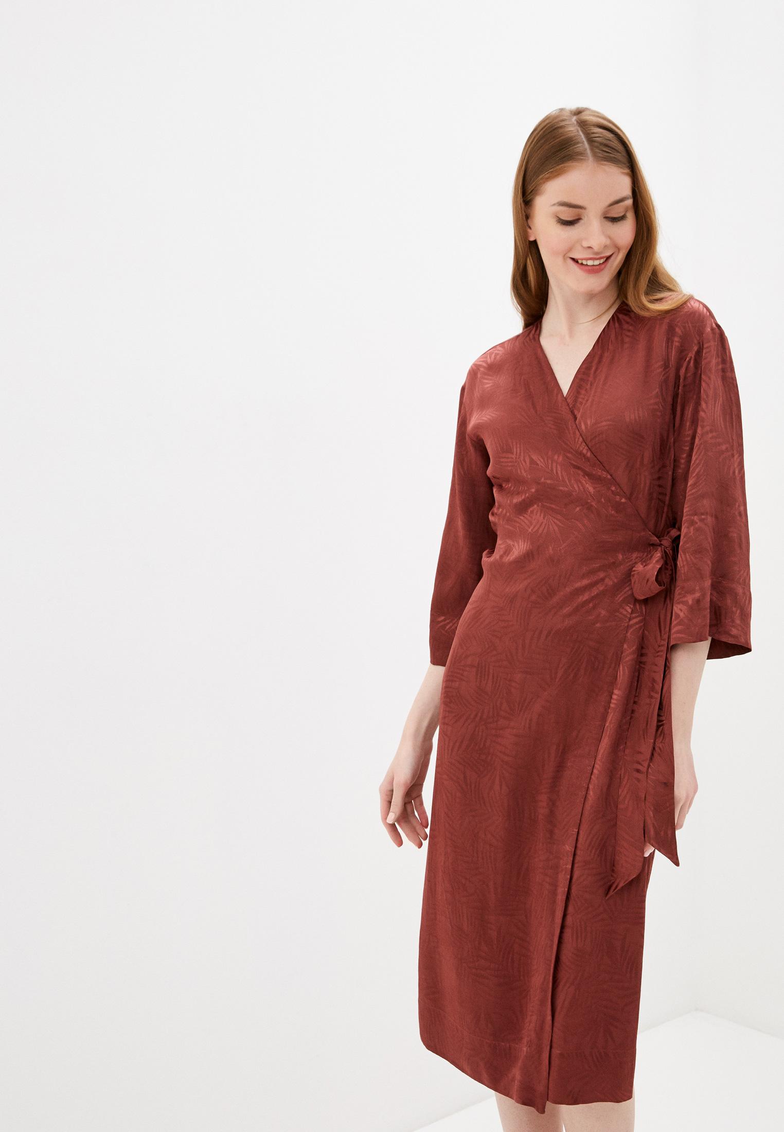 LIVCO CORSETTI Yasmeen Luxury Super Soft Decorative Satin Dressing Gown