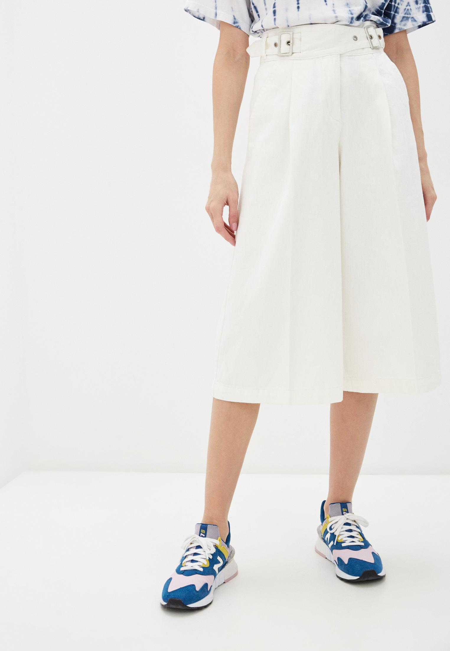 Женские широкие и расклешенные брюки Sisley (Сислей) 4OF555A86