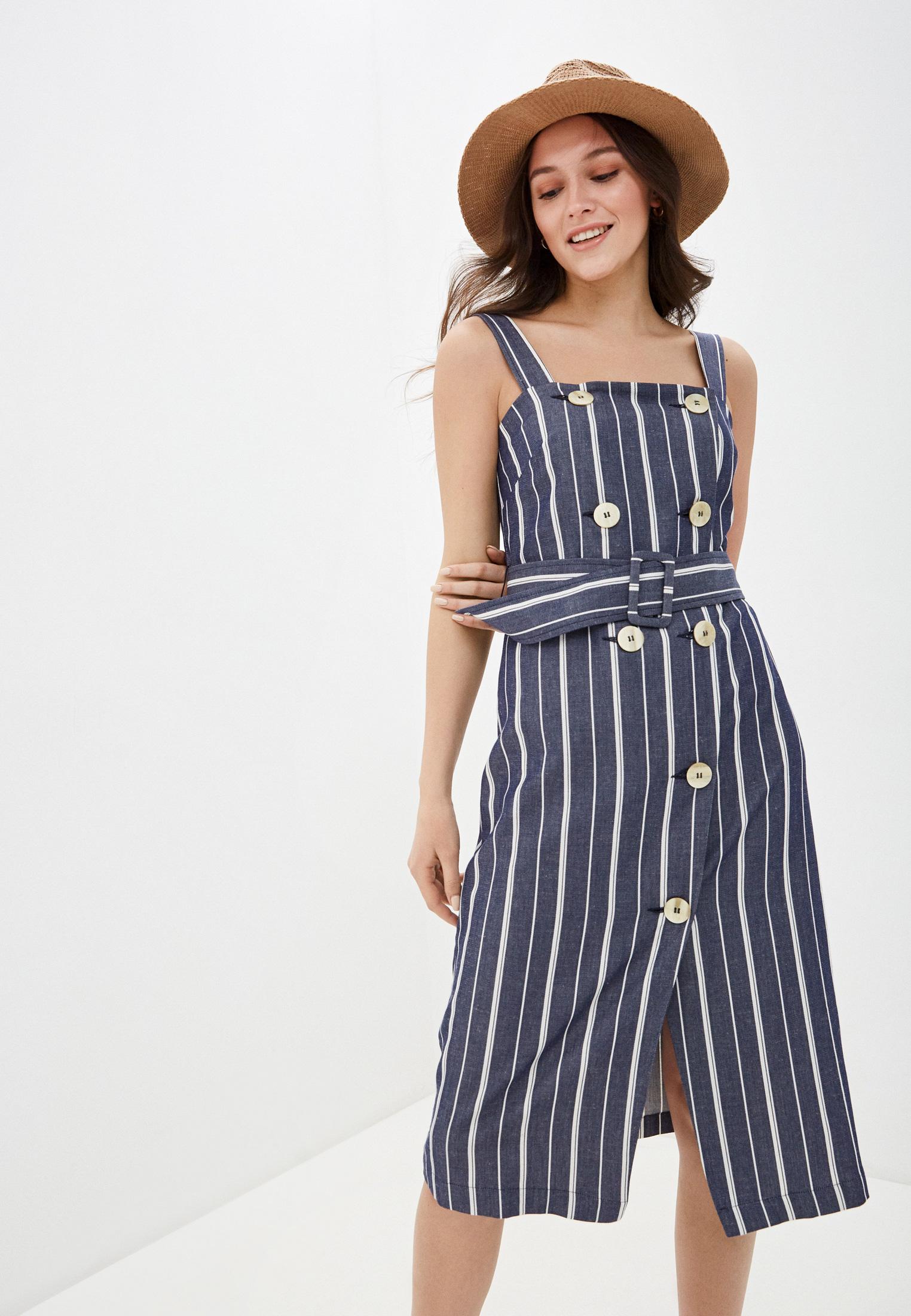 Женские платья-сарафаны Sisley (Сислей) 4ZZ55VG06