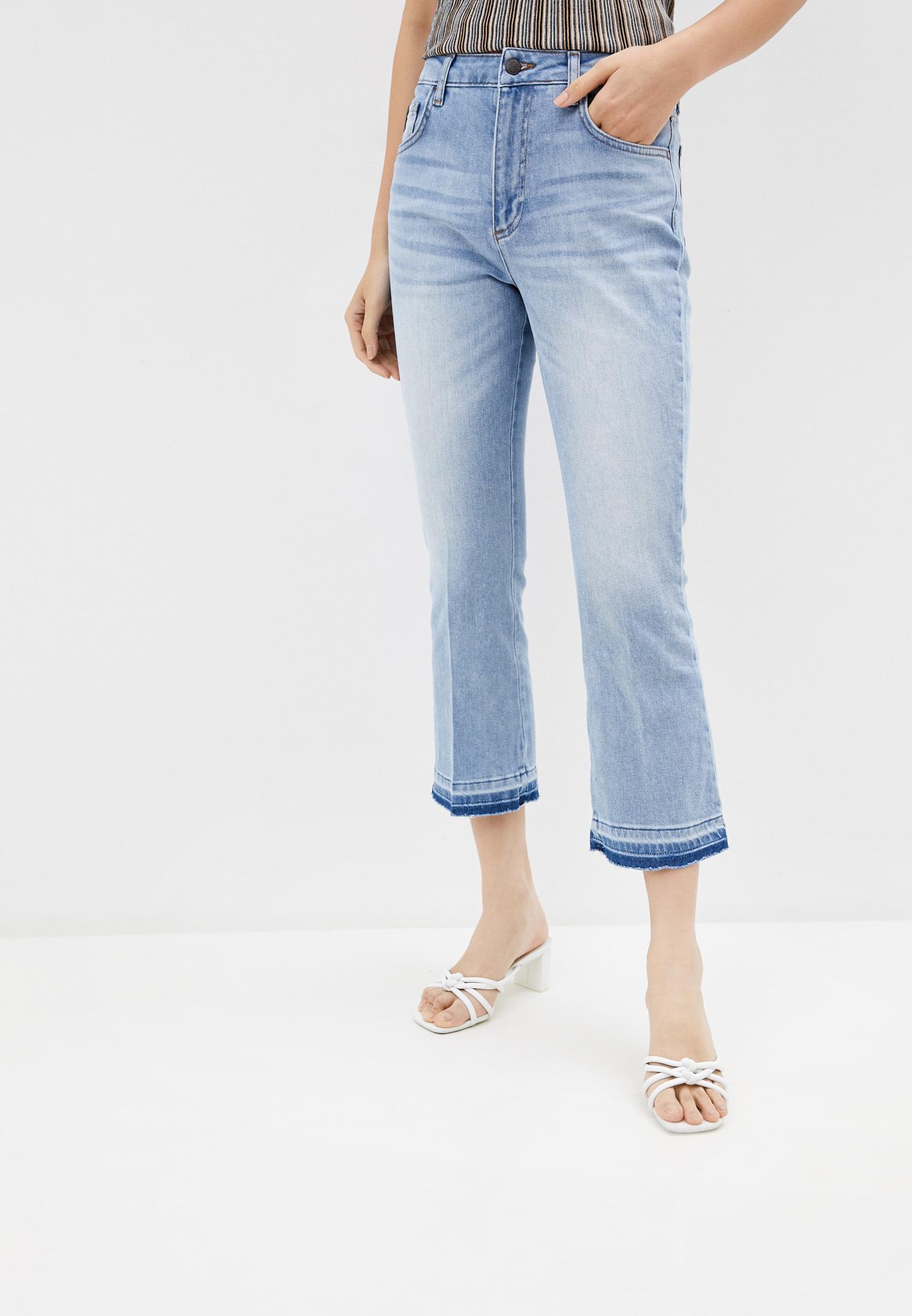 Прямые джинсы Sisley (Сислей) 4D4F575P6