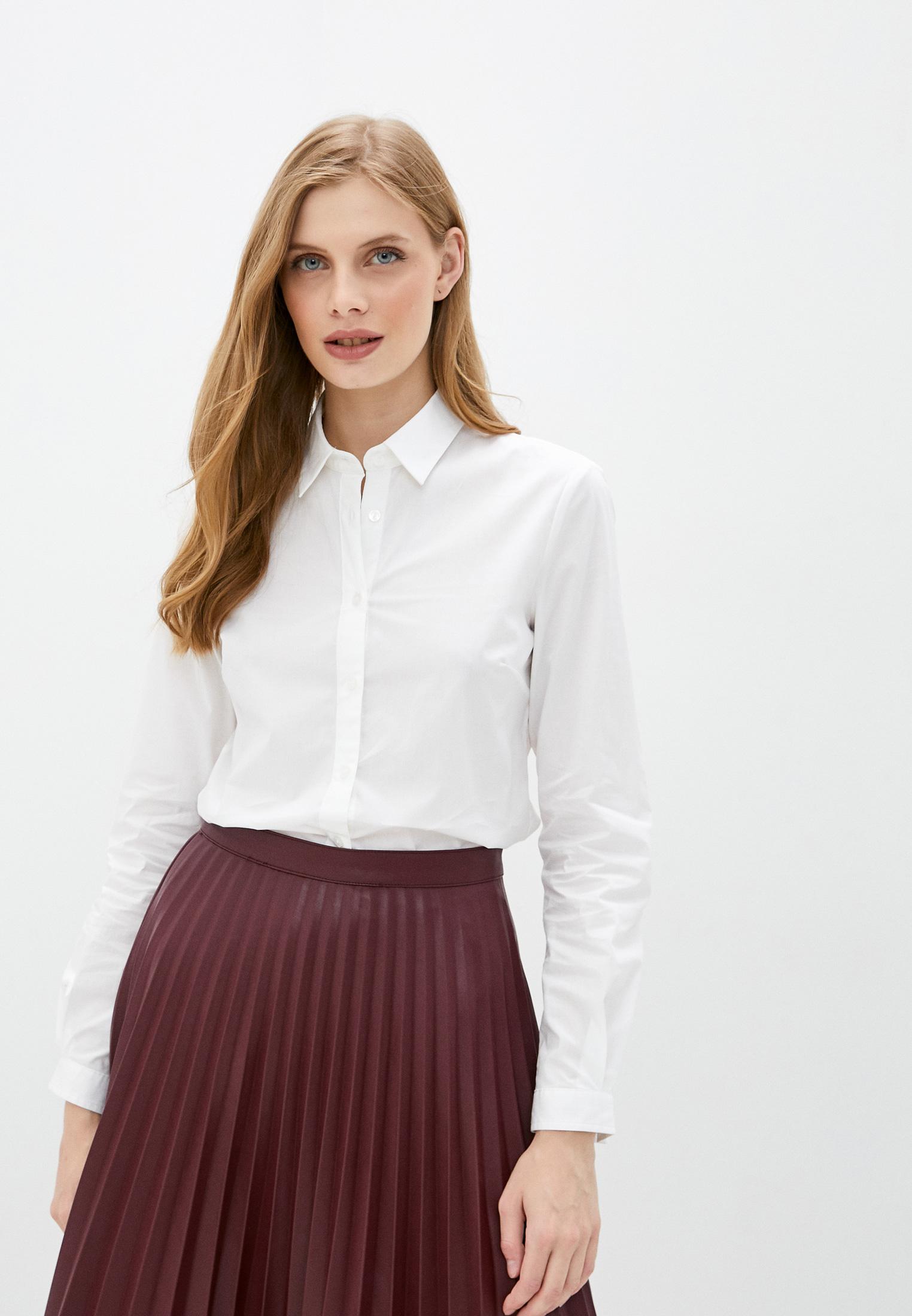 Женские рубашки с длинным рукавом Sisley (Сислей) 5CNX5QD47