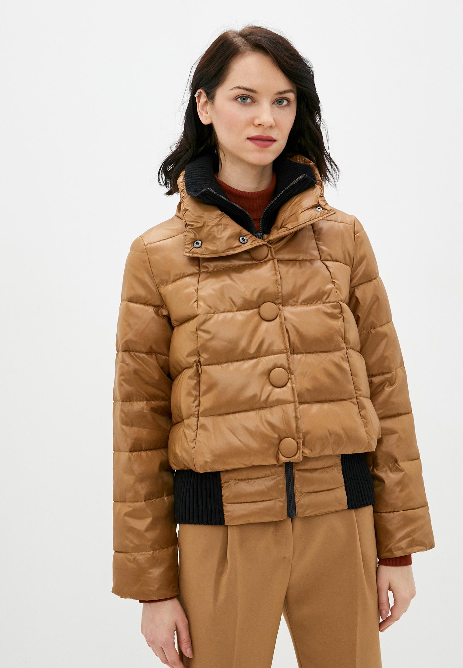 Утепленная куртка Sisley (Сислей) 2JV8536W7