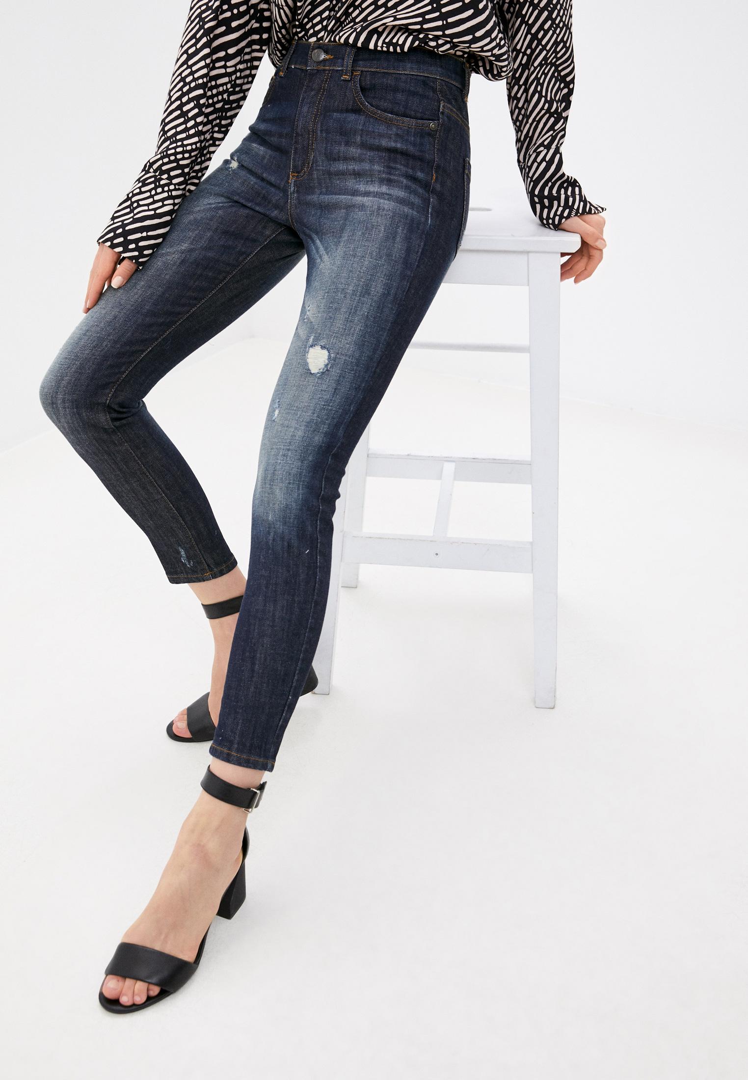 Зауженные джинсы Sisley (Сислей) 4CGP57686