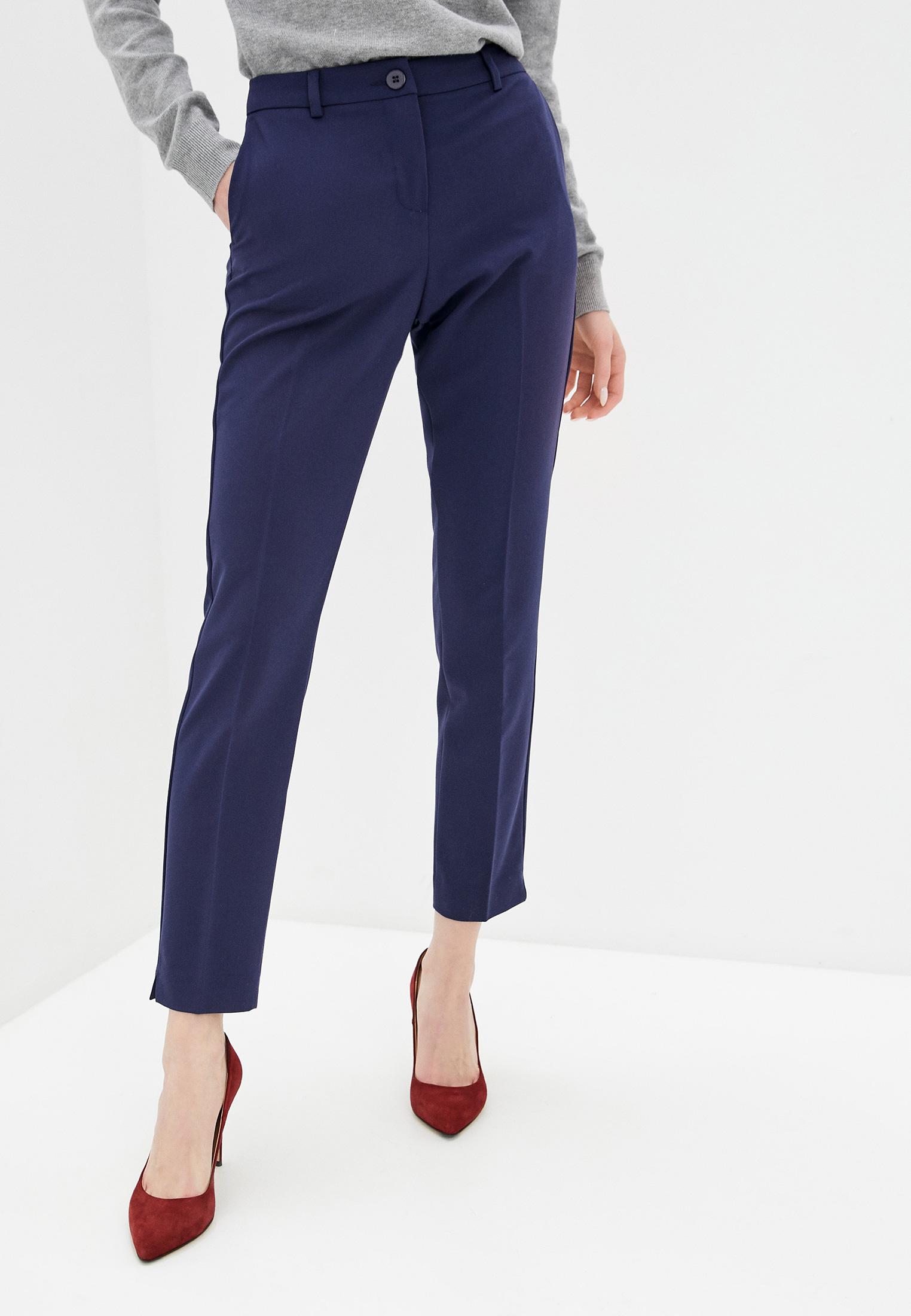 Женские классические брюки Sisley (Сислей) 4ANK55AE7