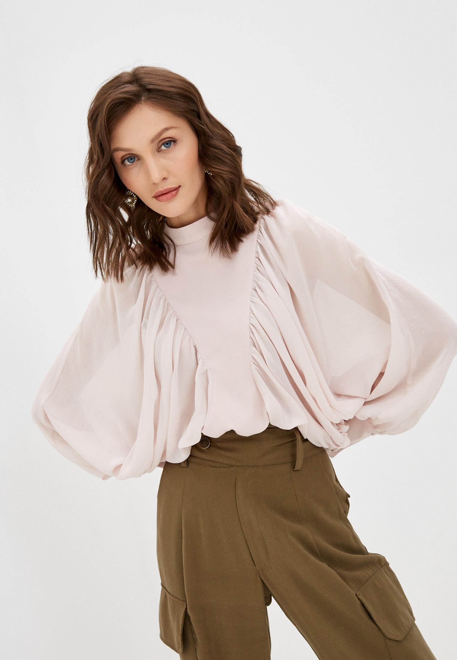 Блуза Sisley (Сислей) 5JU85QEF6