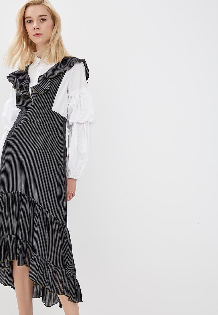 Женские платья-сарафаны Sister Jane DR956BLK