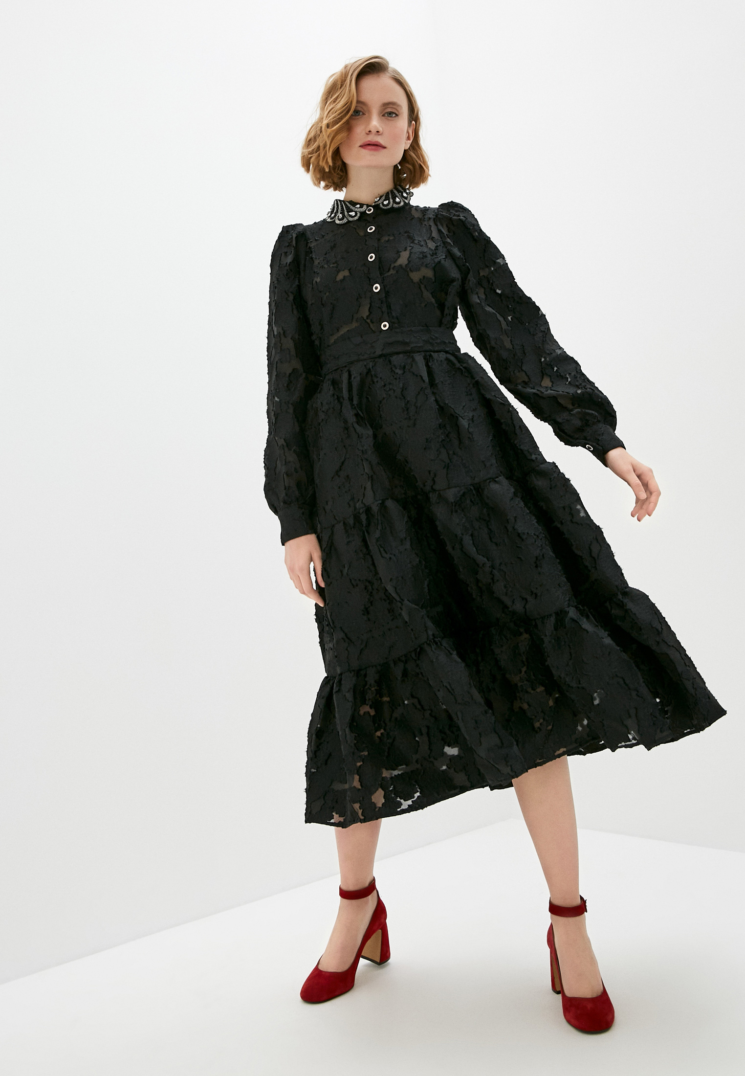 Вечернее / коктейльное платье Sister Jane DRD092BLK