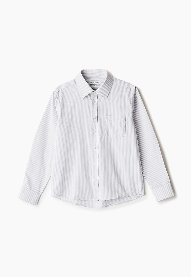 Рубашка SILVER SPOON SSFSB-029-13830-205
