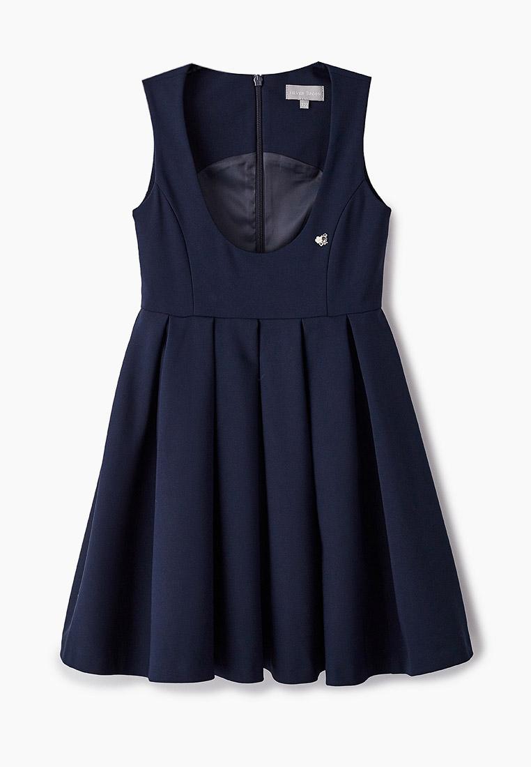 Повседневное платье SILVER SPOON SSFSG-029-23706-310