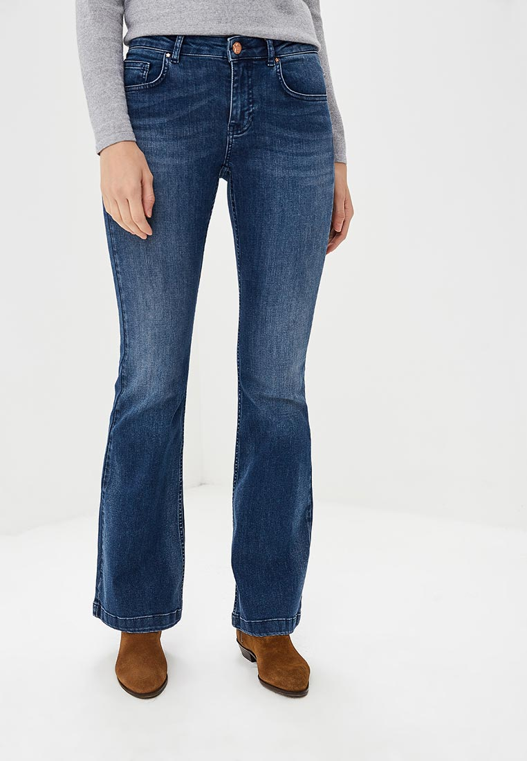 Широкие и расклешенные джинсы Silvian Heach CVA17537JE