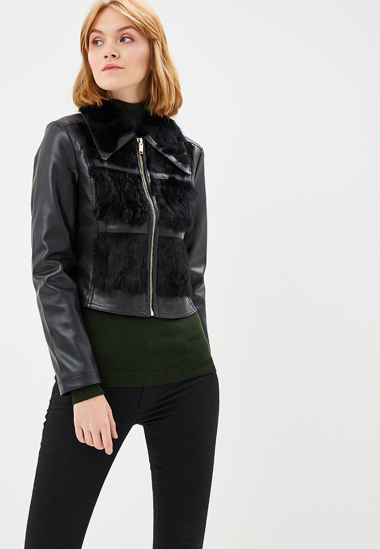 Кожаная куртка Silvian Heach CVA17045GB: изображение 1