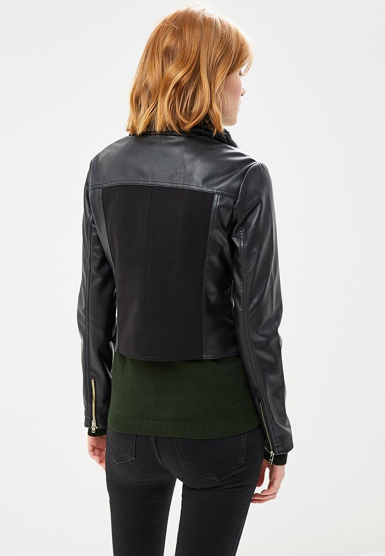 Кожаная куртка Silvian Heach CVA17045GB: изображение 3