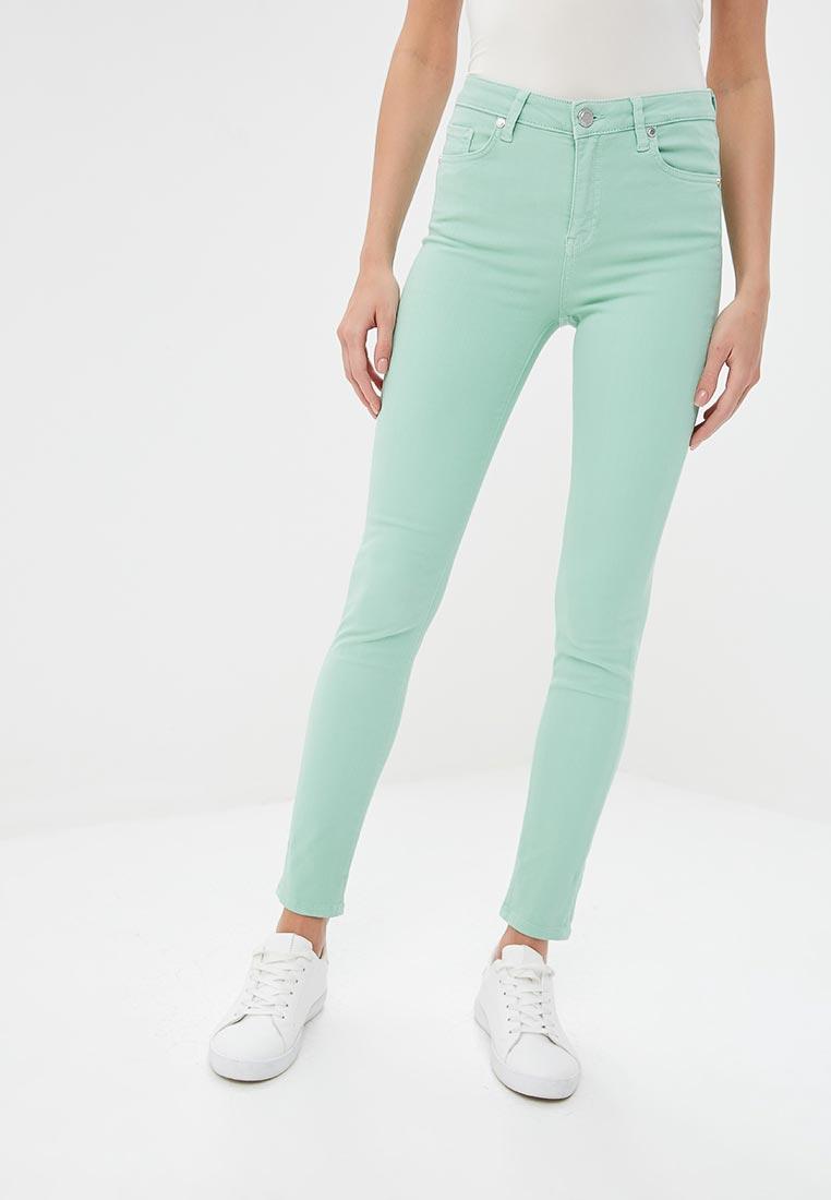 Зауженные джинсы Silvian Heach PGP19712JE