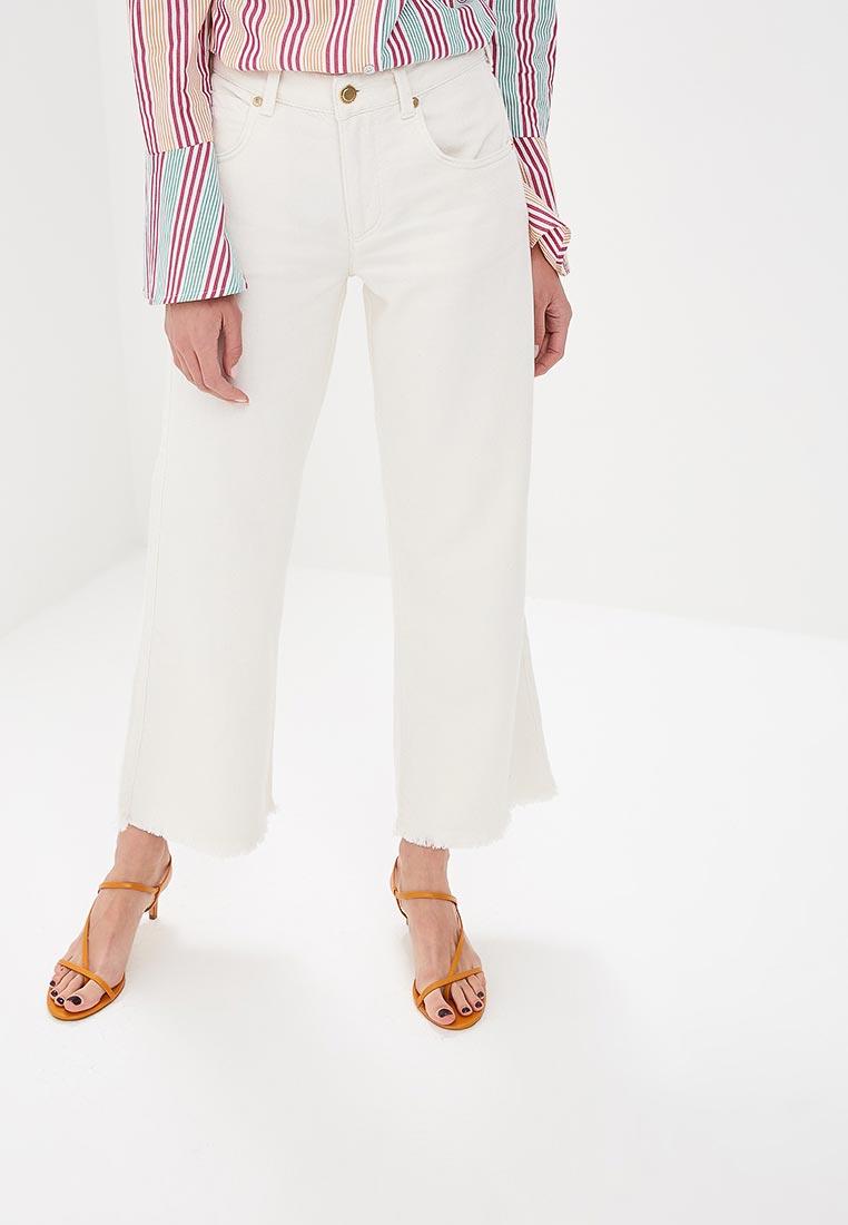 Широкие и расклешенные джинсы Silvian Heach CVP19439PA