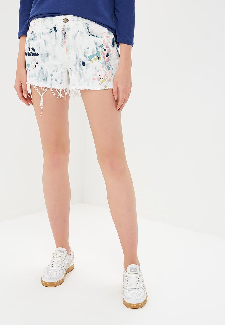 Женские джинсовые шорты Silvian Heach PGP18883SH